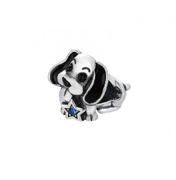Pandantiv Happy Dog din argint 0