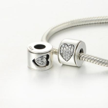 Pandantiv Inima din argint 2