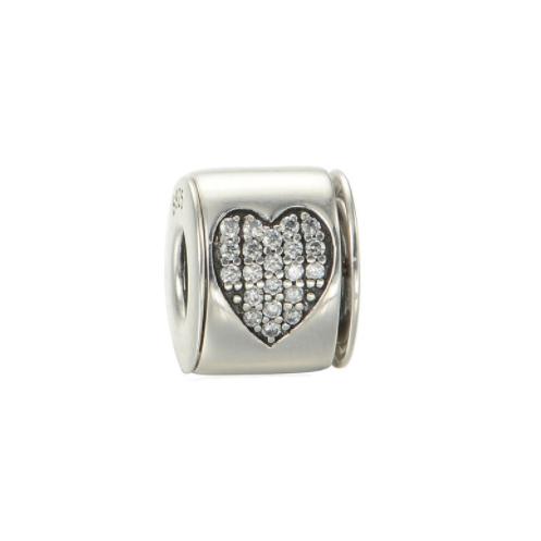 Pandantiv Inima din argint 0