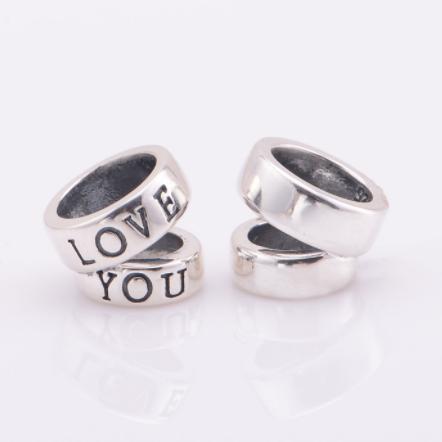 Pandantiv Love You argint 1