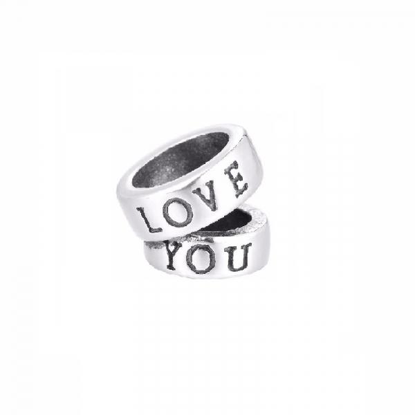 Pandantiv Love You argint 0