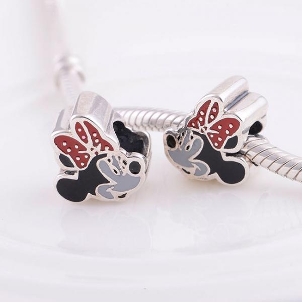 Pandantiv Minnie Mouse din argint [3]