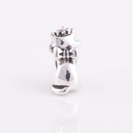 Pandantiv Pisica Aristocrata din argint 1