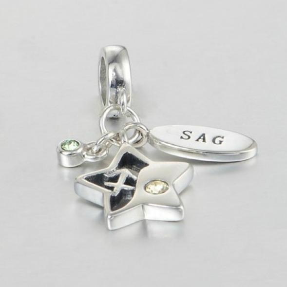 Pandantiv Sagetator argint 2