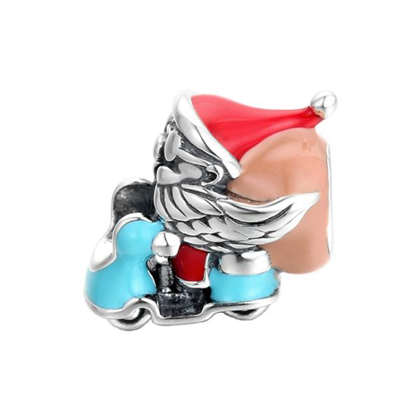 Pandantiv Santa din argint [0]