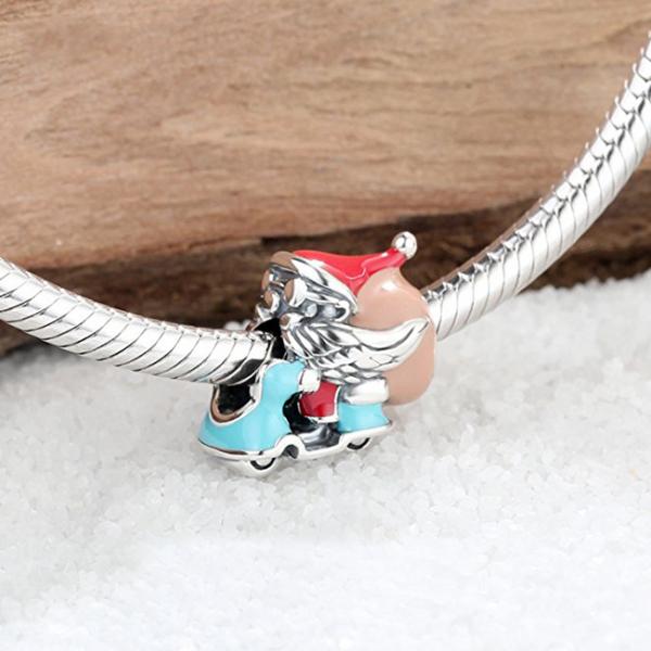 Pandantiv Santa din argint [2]