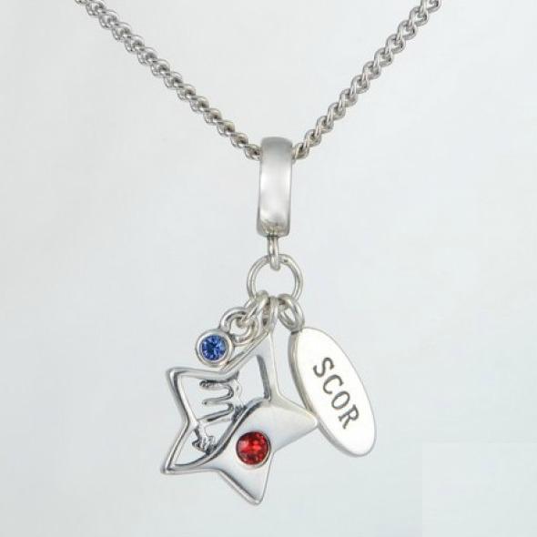 Pandantiv Scorpion argint [1]