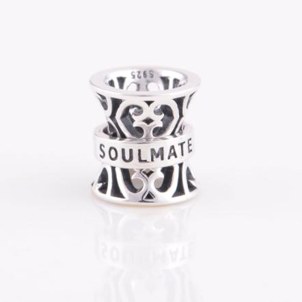 Pandantiv Soulmate din argint 1