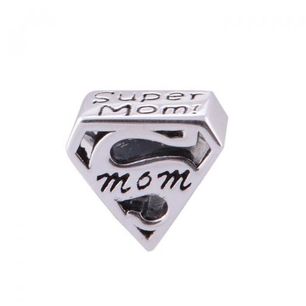 Pandantiv Super Mama - argint 0
