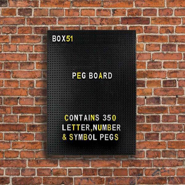 Peg Board 0