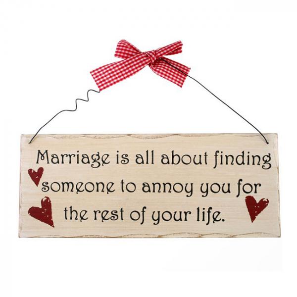 Placuta decorativa Marriage [0]