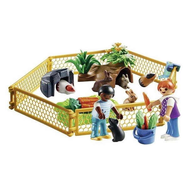 Playmobil Country Farm 37 piese 4+ 1