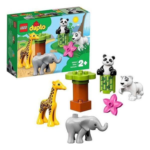 Lego Duplo Zoo Animals 2+ 0