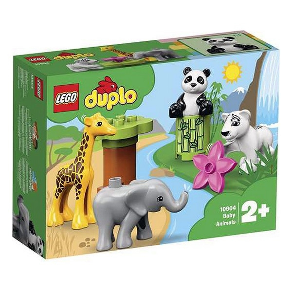 Lego Duplo Zoo Animals 2+ 1