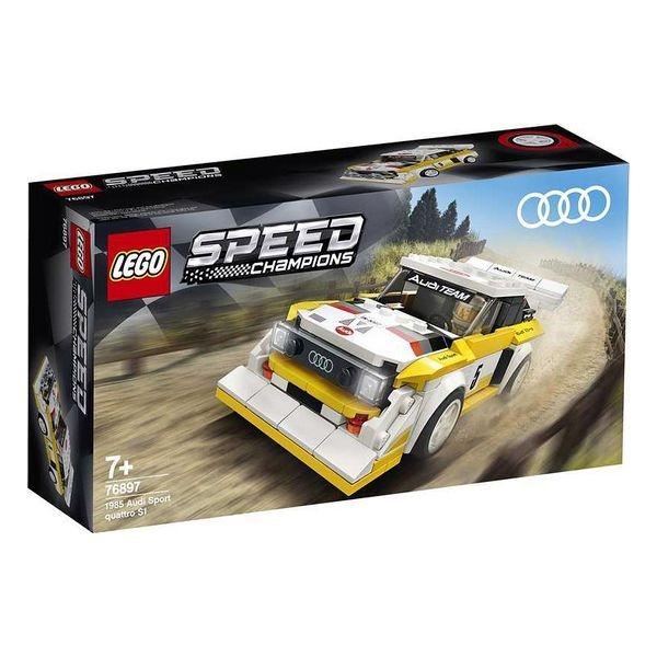 Playset Lego Audi Sport Quatro 7+ 0