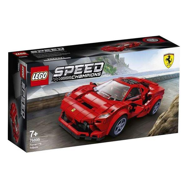 Playset Lego Ferrari F8 7+ [0]