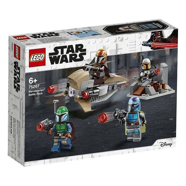 Playset Lego Star Wars Mandolarian 6+ 0