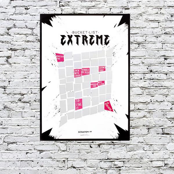 Poster razuibil Extreme 2
