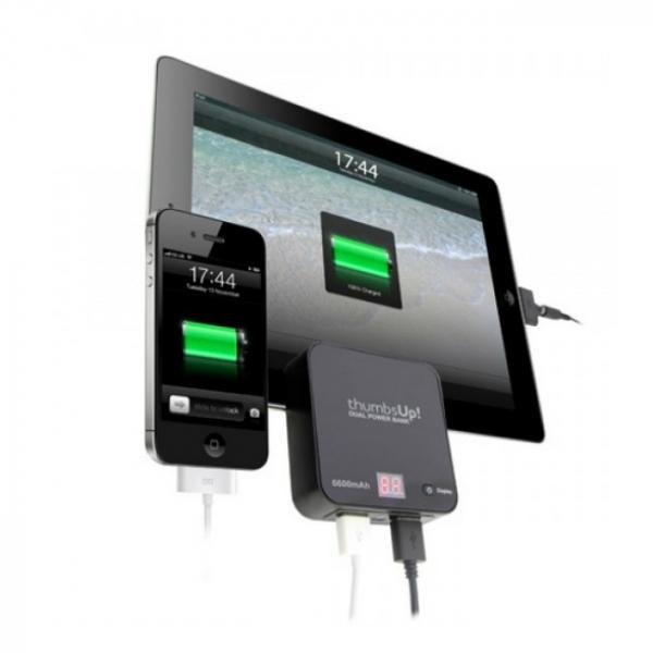 Power Bank Dual 6600mAh 0