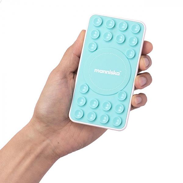 Powerbank Wireless - Manniska 5