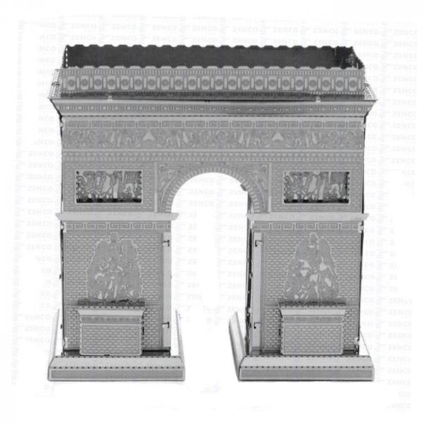 Puzzle metalic nano 3D - Arc de triumf 0