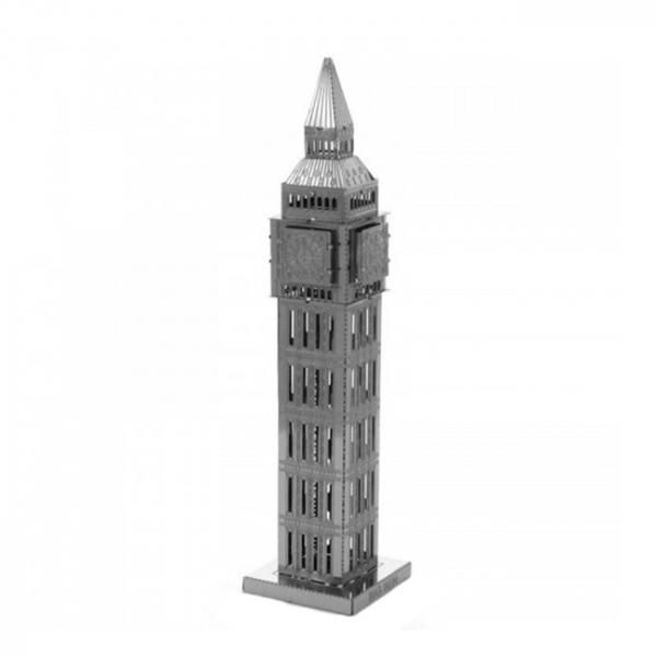 Puzzle metalic nano 3D - Big Ben [3]