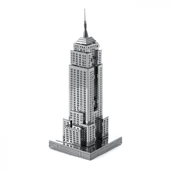 Puzzle metalic nano 3D - Empire State Building 2