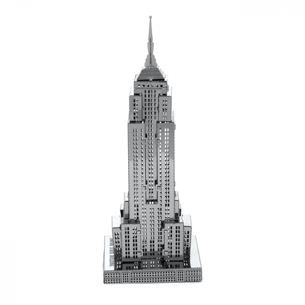 Puzzle metalic nano 3D - Empire State Building 1