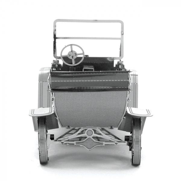Puzzle metalic nano 3D - Masina Vintage 3