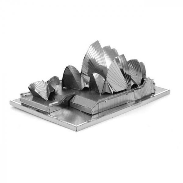 Puzzle metalic nano 3D - Opera din Sydney 1