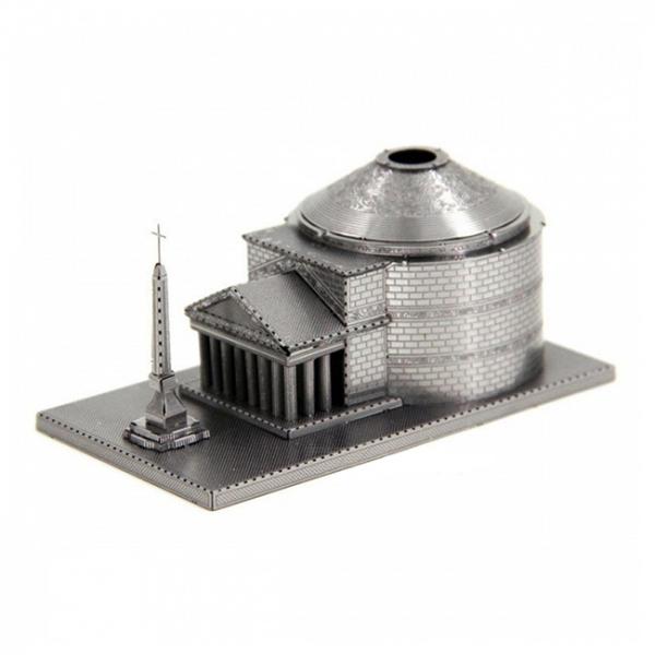 Puzzle metalic nano 3D - Pantheon Roman 2