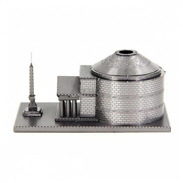 Puzzle metalic nano 3D - Pantheon Roman 3