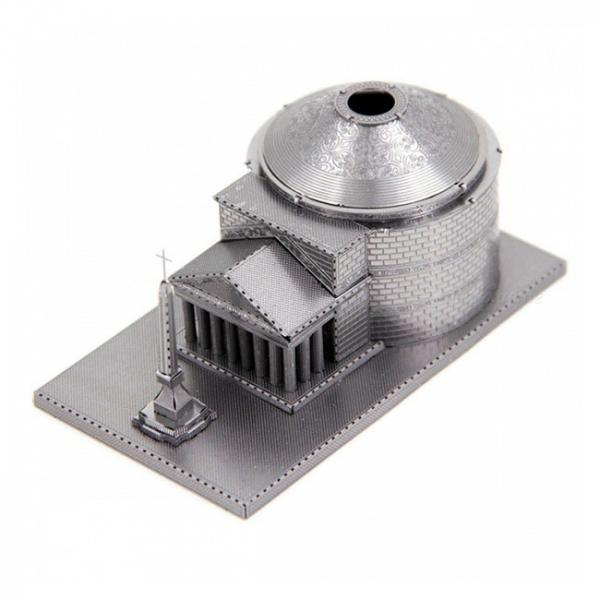 Puzzle metalic nano 3D - Pantheon Roman 1