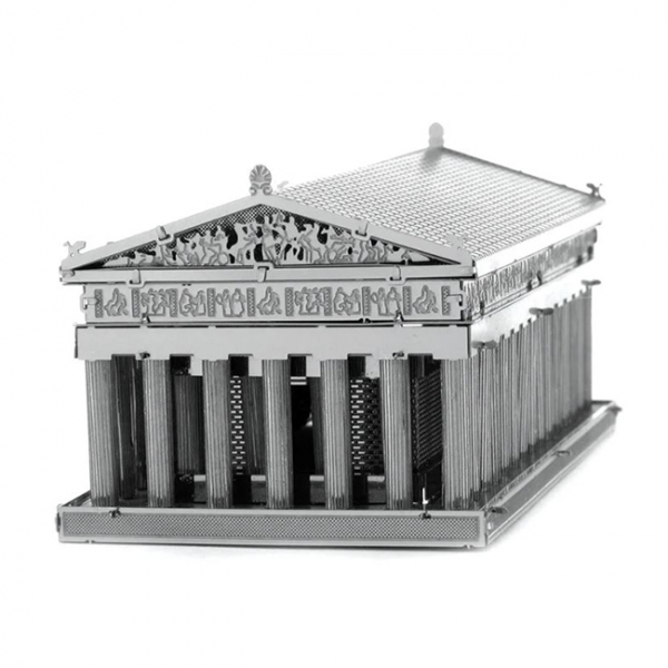 Puzzle metalic nano 3D - Parthenon 2