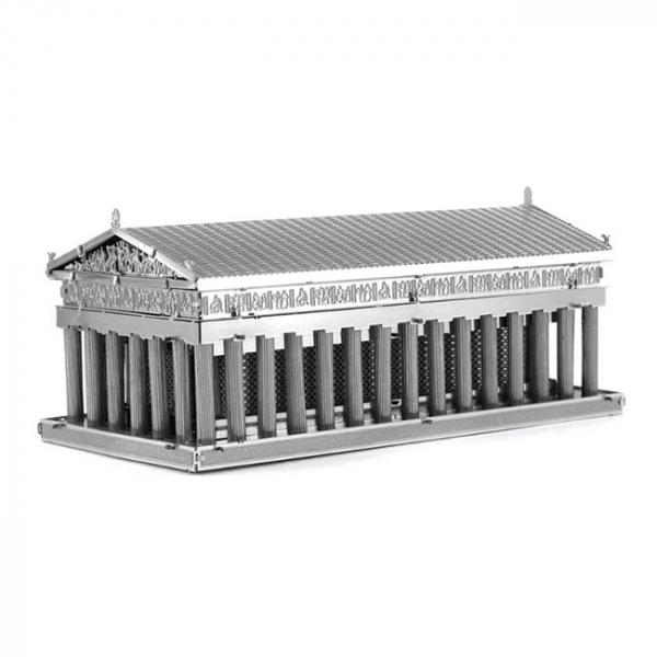 Puzzle metalic nano 3D - Parthenon 3