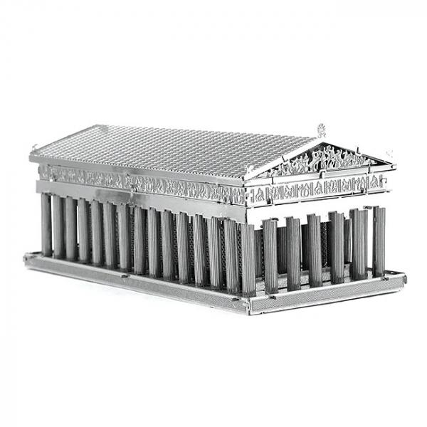 Puzzle metalic nano 3D - Parthenon 0