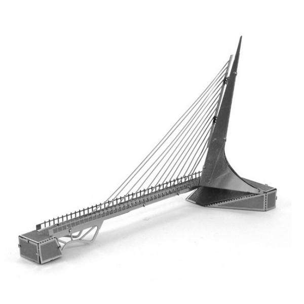 Puzzle metalic nano 3D - Pod SunDial [1]