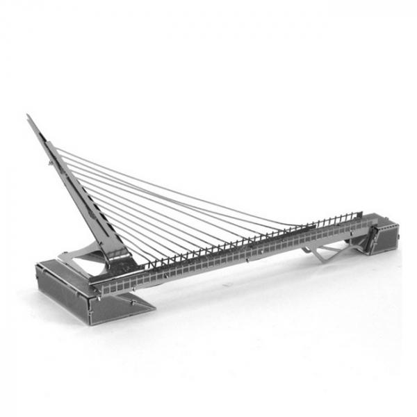 Puzzle metalic nano 3D - Pod SunDial [2]
