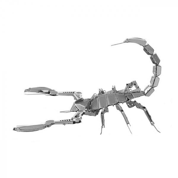 Puzzle metalic nano 3D - Scorpion 0