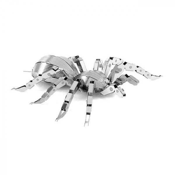 Puzzle metalic nano 3D - Tarantula 4