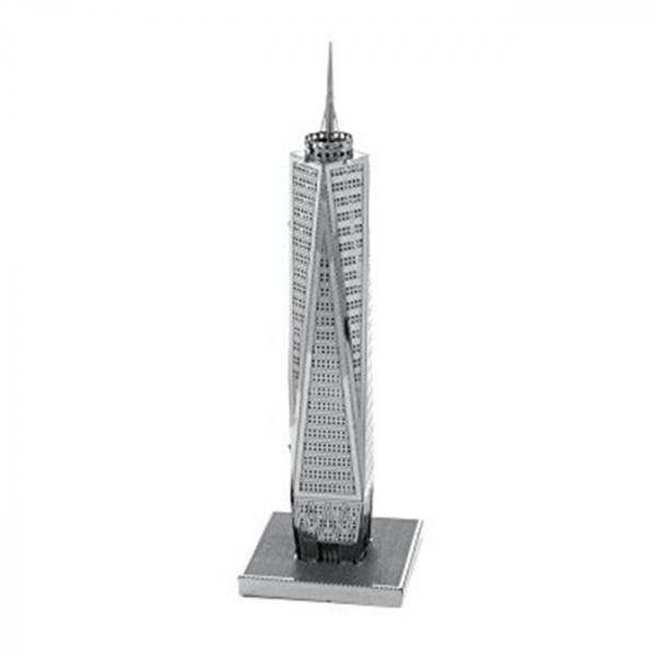 Puzzle metalic nano 3D - World Trade Center 1
