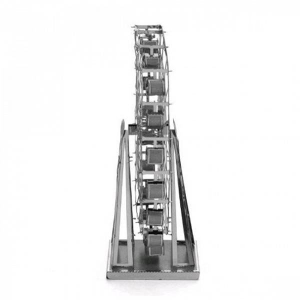 Puzzle nano metalic 3D - Roata Ferris 2