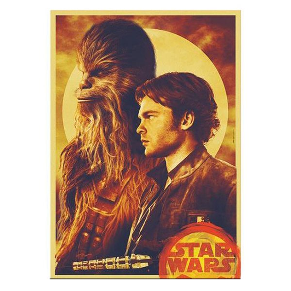 Puzzle Star Wars Han Solo 500 piese 6+ 1