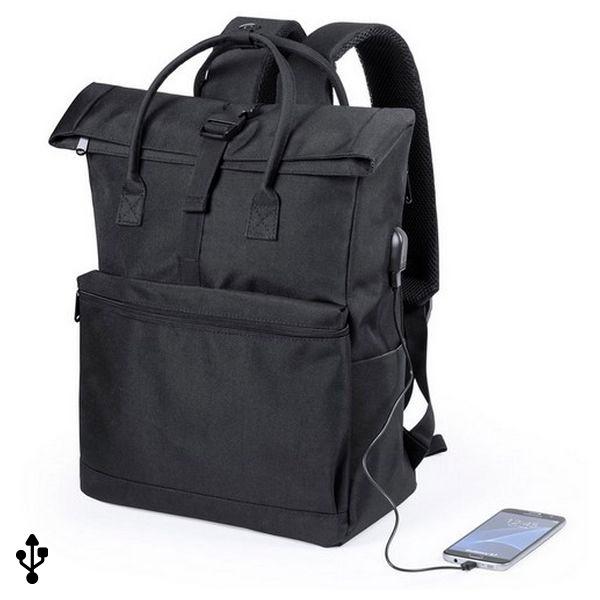 Rucsac laptop si tableta cu port USB [0]