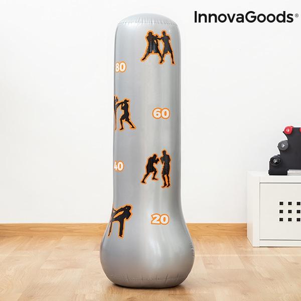 Sac de Box cu Picior Gonflabil pentru Copii 6+ 6
