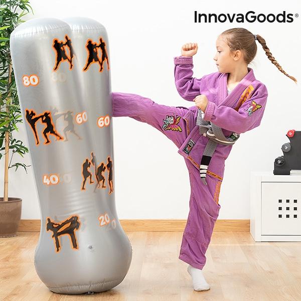 Sac de Box cu Picior Gonflabil pentru Copii 6+ 0