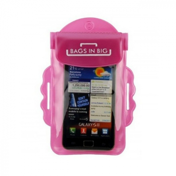 Saculet Waterproof Pink 0