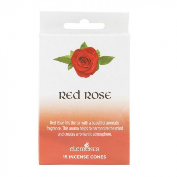 Set 15 conuri parfumate Trandafir [0]