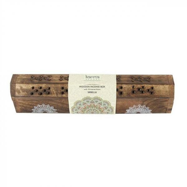 Set cadou Karma betisoare parfumate - Vanilie 1