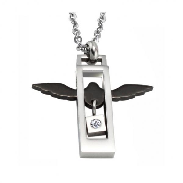 Set Coliere cuplu Wings [2]